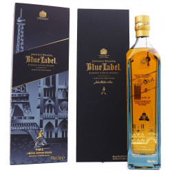 Johnnie Walker Blue Label Paris Limited Edition Design