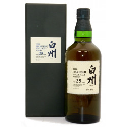 The Hakushu 25 Years Old