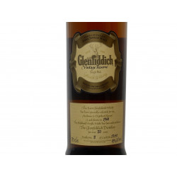 Glenfiddich 1968 Vintage Reserve 30 Years Old