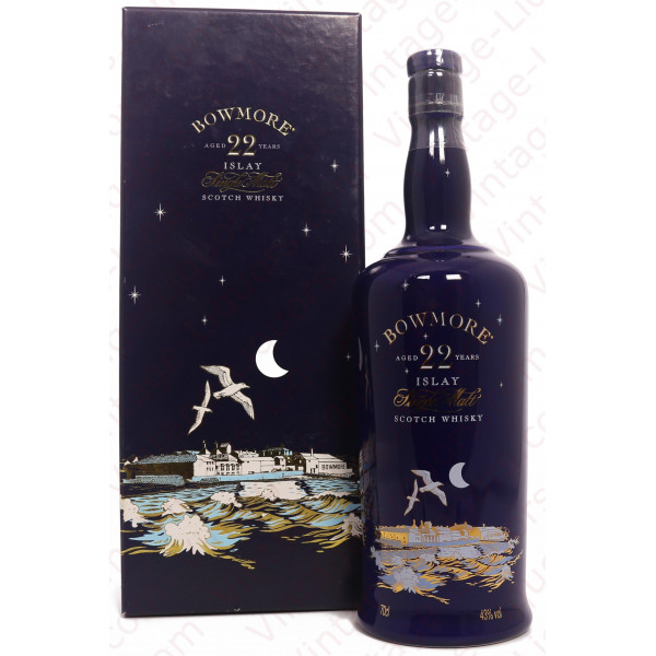 """Bowmore 22 Years Old """"The Gulls"""""""