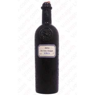 Lhéraud Fine Petite Champagne 1958