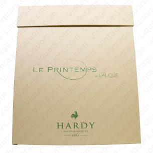 Hardy Le Printemps in Lalique