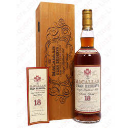 The Macallan Gran Reserva 1979