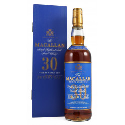 The Macallan 30 Years Old Sherry Oak