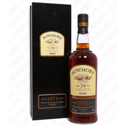 Bowmore 1971 34 Years Old