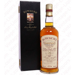 Bowmore 1969 - 25 Years Old