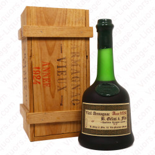 Vieil Armagnac B. Gelas & Fils 1924