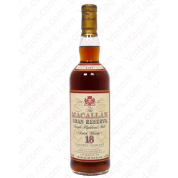 The Macallan Gran Reserva 1980