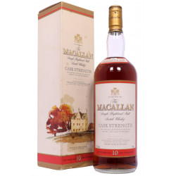 The Macallan 10 Years Old Cask Strenght