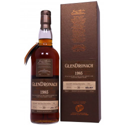 Glendronach 1985 Single Cask 30 Year Old Cask 1037