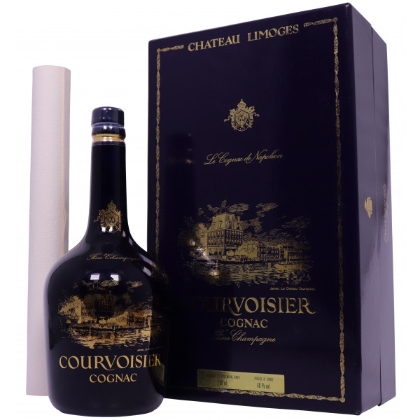 Courvoisier Chateau Limoges