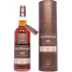 Glendronach 1995 Single Cask 22 Year Old