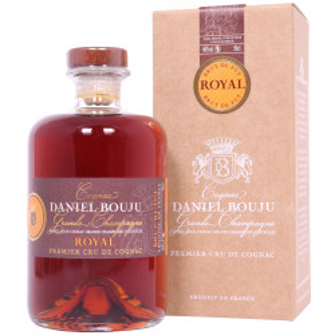 Daniel Bouju Royal Brut de Fut