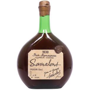 Bas-Armagnac Samalens 1930