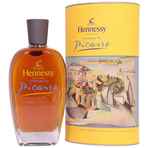 Hennessy Tribute to Picasso