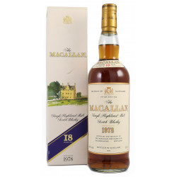 The Macallan 1978 - 18 Years Old