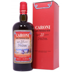Caroni 1996 Velier 21 Year Old 100 Proof