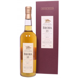 Brora 35 Years Old