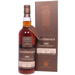 Glendronach 1992 Single Cask 23 Year Old Cask 76