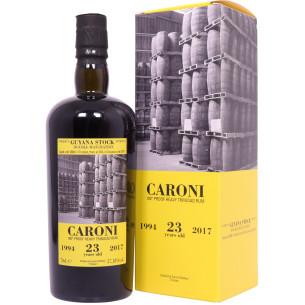 Caroni 1994 Velier 23 Year Old 100 Proof Heavy Guyana Stock