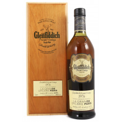 Glenfiddich Private Vintage 1976 La Grande Epicerie de Paris