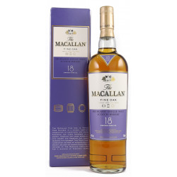 The Macallan 18 Years Old Fine Oak