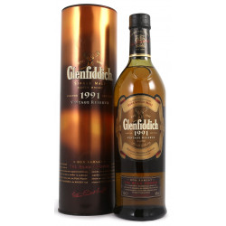 Glenfiddich Vintage Reserve 1991 by Don Ramsay