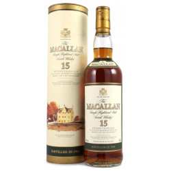 The Macallan 1984 15 Years Old