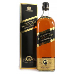 Johnnie Walker Black Label 12 Years Old 1980's