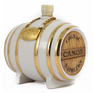 Camus Napoléon porcelain barrel 1970's
