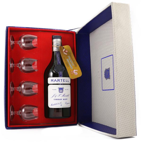 Cordon France  city pictures gallery : Martell Cordon Bleu France Ecosse 1910 1960 Vintage Liquors