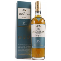 The Macallan 15 Years Old Fine Oak