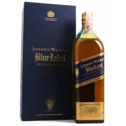 Johnnie Walker Blue Label 1980's 1L