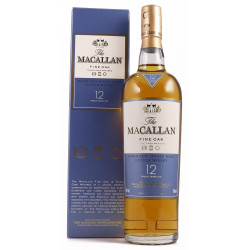 The Macallan 12 Years Old Fine Oak