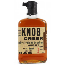 Knob Creek 9 Year Old Small Batch