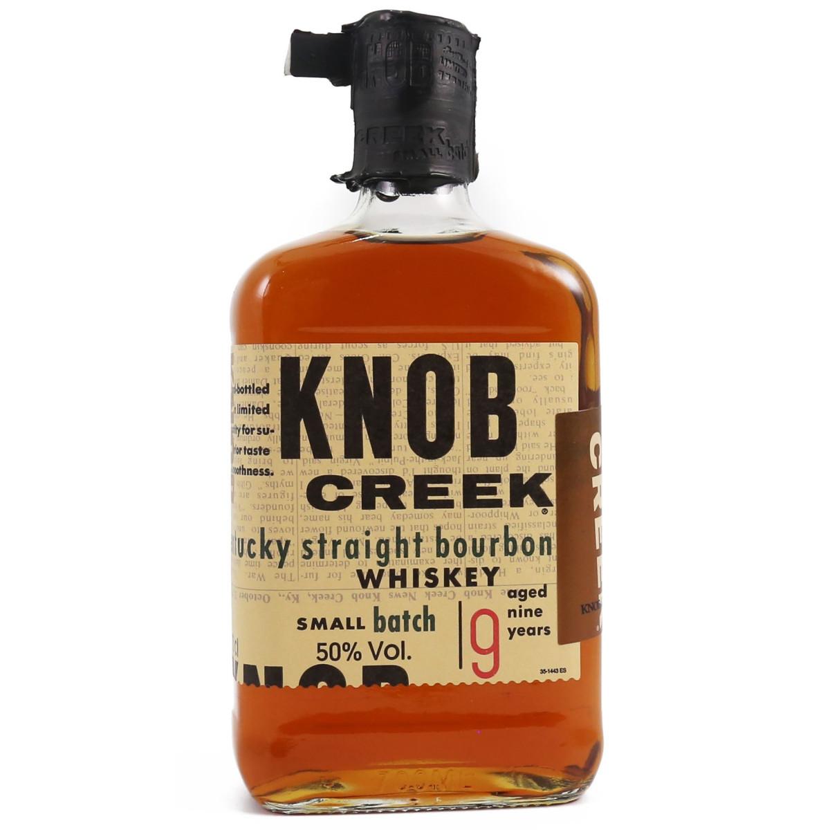 Knob Creek 9 Year Old Small Batch - Vintage Liquors