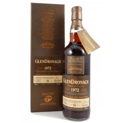 Glendronach 1972 Single Cask 37 Year Old