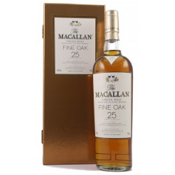 The Macallan Fine Oak 25 Years Old